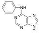 PHENYLADENINE [6-phenylaminopurine, 6-anilinopurine]