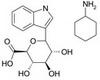 3-INDOXYL-b-D-GLUCURONIC ACID, cyclohexylammonium salt (IOxGlcUA)
