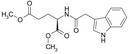 INDOLE-3-ACETYL-L-GLUTAMIC ACID DIMETHYL ESTER (IAGluMe)