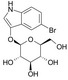 5-BromO-3-indolyl-β-D-glucopyranoside (Bluo-Glu)