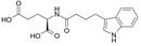 INDOLE-3-BUTYRYL-L-GLUTAMIC ACID (IBGlu)