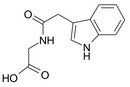 INDOLE-3-ACETYL-L-GLYCINE (IAGly)