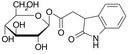 2,3-DIHYDRO-2-OXO-INDOLE-3-ACETATE-GLUCOSYL ESTER (oxIAA-Glc)