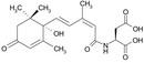 (±)-cis,trans-ABSCISIC ACID-L-ASPARTIC ACID (ABA-L-Asp)