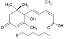 3′-HEXYLSULFANYL-ABSCISIC ACID (AS6)