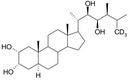 6-DEOXO-24-CASTASTERONE (D-Bd)